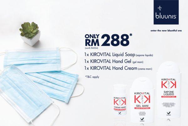bluunis KIROVITAL Histomer Protect Clean Safe