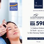 bluunis AEON Credit Card Promotions