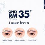 bluunis Eyebrow Shaping tweezing plucking design