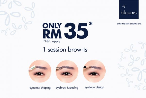bluunis Eyebrow Shaping tweezing plucking design