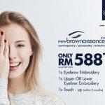 bluunis eyebrow embroidery eyeliner promotion deals
